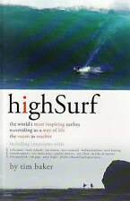 High Surf: The World's Most Inspiring Surfers (Paperback) New, Free shipping