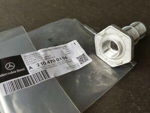 Genuine Mercedes-Benz W210 W215 W220 W463 W230 C170 fuel tank filter A2104700106