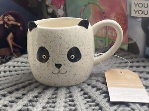 cute newlook panda mug