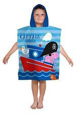 Peppa Pig George 'Planets' Poncho Towel Brand New Gift