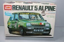 Limai Renault 5 Alpine Bausatz 1:24 OVP #G742