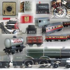 Trix Twin Railway Original HUGE Bumper Bundle Locomaotives, Rails +SO MUCH MORE!