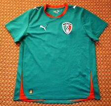 Mexico, Mens Home Football Shirt by Puma, Mens Large, #10