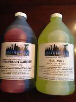 Mixed Case - Margarita, Slush, Granita, Mix, Frozen Drink Concentrates,