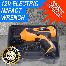 12v 12 volt Impact Wrench Battery Electric Air Tool   **Most Powerful on eBay**