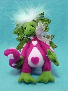 Deb Canham - Carnation Dragon - From Year 2009 - LE #63 of 100 - New - Mint