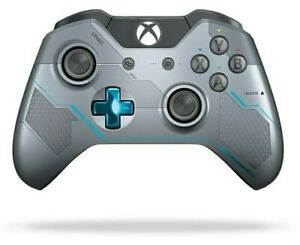 Xbox One Wireless Controller - Spartan Locke Limited Edition - Halo 5 Guardians