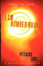 Lorien Legacies: I Am Number Four 1 by Pittacus Lore (2011, Paperback)