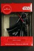 Hallmark Star Wars Darth Vader w/ Light Saber Christmas Holiday Ornament