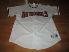 Majestic FELIPE LOPEZ No. 2 WASHINGTON NATIONALS (LG) Jersey