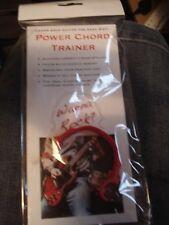 power chord trainer, guitar accessory hand position teaching aid