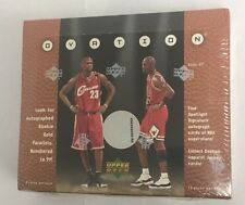 2006-07 Upper Deck Ovation Factory Sealed Basketball NBA Hobby Box