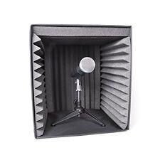New PSIB27 Sound Recording Booth Box, Studio Soundproofing Foam Shield Isolation