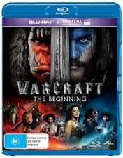 The Warcraft - Beginning (Blu-ray, 2016)