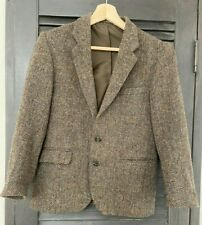 "Harris Tweed Hacking Jacket Ladies / Child chest size 30 "" . In very good"