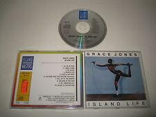 GRACE JONES/ÎLE LIFE(ÎLE/842 453-2)CD ALBUM