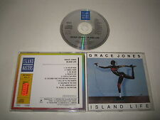 GRACE JONES/ISLAND LIFE(ISLAND/842 453-2)CD ALBUM