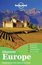 Lonely Planet Discover Europe (Travel Guide),Lonely Planet,Berry,Else,Garwood,H