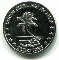 Cocos Keeling Islands 2004 10 Cents Bruce#X12, Unc