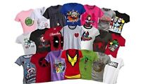 Ladies Marvel Superhero T-Shirts Mystery Deal of 2 (Different)