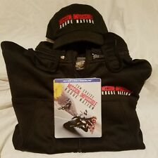 MISSION IMPOSSIBLE: ROGUE NATION BLU RAY STEELBOOK PROMO PACKAGE...BRAND NEW!