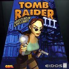 Tomb Raider III: Adventures of Lara Croft (PC, 1998)