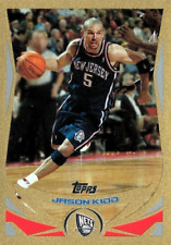 2004-05 Topps Gold #5 Jason Kidd /99 - NM-MT - New Jersey Nets