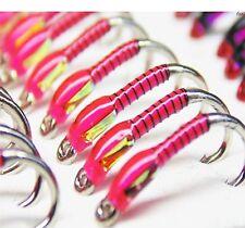 3 X Hot pink buzzers traffic light cheeks S-12 buzzers Flies killer under bung