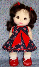 Gorgeous handmade dress for My Child doll