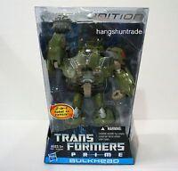 Hasbro Transformers Prime Autobot Bulkhead First Edition Action Figure