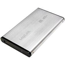 Logilink Box HDD External SATA 2.5'' USB 2.0 Grey
