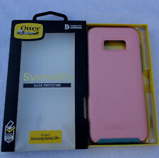 Otter Box Symmetry Sleek Protection for Samsung Galaxy S8+ Pink New