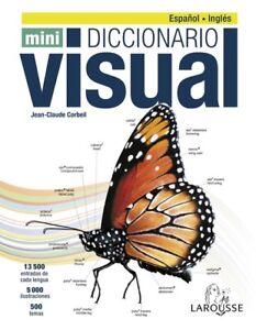 DICCIONARIO MINI VISUAL INGLÉS-ESPAÑOL. ENVÍO URGENTE (ESPAÑA)