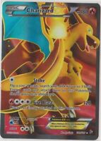 Pokemon Card : CHARIZARD EX 100/106 XY Flashfire Holo Full Art Ultra Rare NM