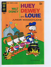 Huey,Dewey and Louie #7 Gold Key 1970