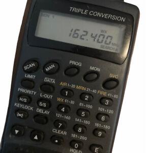 Vintage Radio Shack Pro-67 Triple Conversion 200 Channel Programmable Scanner