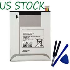 Replace For Samsung Galaxy Tab A 8.0 Battery EBT355ABA SM-T350 T355 T357 4200mAh