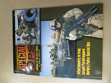 CONCORD Special Ops Journal of the Elite Forces & SWAT Units Vol. 39 #5539 NEW