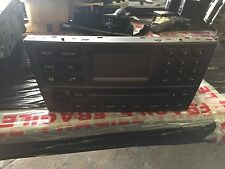 JAGUAR X TYPE STEREO Radio CD PLAYER 4X43-18B876-AC CD CHANGER CONTRO