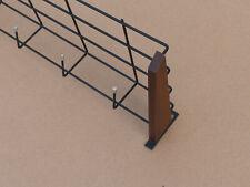 String Garderobe Wandgarderobe Hutablage Regal DANISH DESIGN Mid Century
