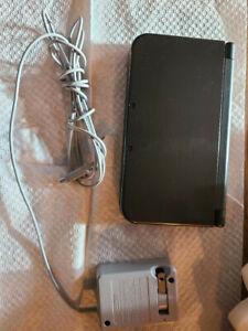 'New' Nintendo 3DS XL Black Handheld Console
