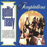 *NEW* CD Album The Temptations - Gettin' Ready (Mini LP Style Card Case)