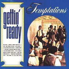 *NEW* CD Album The Temptations - Gettin' Ready (Mini LP Style Card Case)