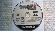 American Chopper 2: Full Throttle (Sony PlayStation 2, 2005)