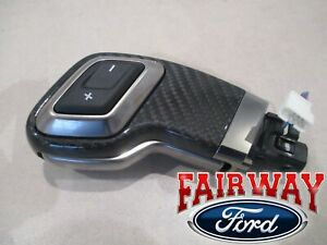 19 thru 20 F-150 OEM Carbon Fiber RAPTOR Shift Handle Fits All w/ Console NO TOW