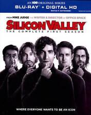 Silicon Valley: Season 1 (Blu-ray Disc, 2015, 2-Disc Set) NEW/SEALED!