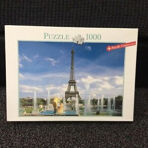 Schmidt Puzzle 1000 pieces - Eiffel Tower - Paris