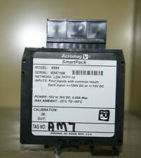 Acromag Model: 4994 SmartPack Output Module
