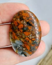 37x25mm Brecciated Jasper Gemstone Cabochon TSCF20