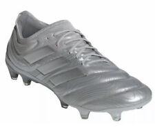 Adidas Soccer Cleats Copa 20.1 FG Sz 13 Silver Men's EF8316 New Fusionskin